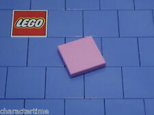Lego 3068b 2x2 Bright Pink Tile With Groove X 4 NEW
