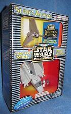 Star Wars Micro Machines AF ALPHA IMPERIAL SHUTTLE w/Tie Pilot,StrmTpr~MIB-1996