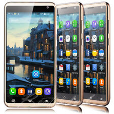 NEW Cheap 5.5 Unlocked Smart Phone Android 5.1 Dual Sim Quad Core WIFI 3G Mobile