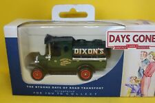 Lledo Days Gone 1920 Model T Ford Tanker with Dixons Decals