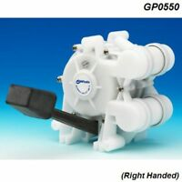 Whale Gusher Galley Foot Operated Water Pump GP0550 (Right Handed)