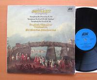 ASV DCA 543 Mozart Symphony 32 35 39 Sir Charles Mackerras NM in shrinkwrap