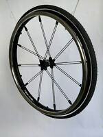 "Twin-Star Exchange 1 paar Rollstuhlräder 24"" 12,7mm"