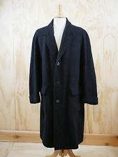 GORGEOUS BURBERRY MEN'S WOOL TRENCH SIZE 44 MADE IN LONDON Retail $1900.00!
