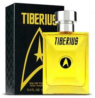 Star Trek Tiberius Cologne by Star Trek, 3.4 oz EDT Spray for Men NEW IN BOX