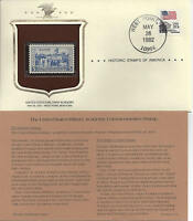 Historic Stamps of America UNITED STATES MILITARY ACADEMY Commemorative Stamp
