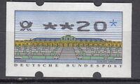 BRD 1999 Automaten-Freimarken Mi. Nr. 2.2. 3  20er Postfrisch (21418)