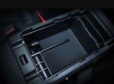 For Subaru XV 2018 ABS Black Armrest Storage Box Holder Trim 1PCS