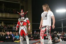 JUSHIN Thunder LIGER 8x10 PHOTO WWE ROH ECW TNA NXT RING of HONOR NEW JAPAN