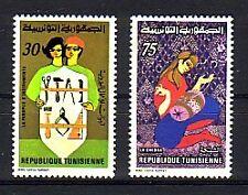 Tunesien Michelnummer 973 - 974 postfrisch