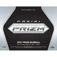 2021 Panini Prizm Baseball Hobby Box NEW FACTORY SEALED