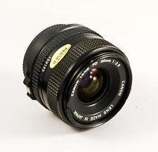 CANON FD  28 mm 2.8
