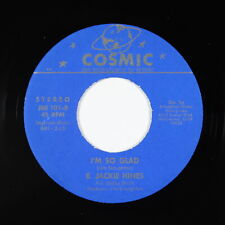 Northern Soul 45 - E. Jackie Hines - I'm So Glad - Cosmic - VG++ mp3