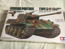 Sealed Tamiya 35174 1/35 Panther Type G Steel Wheel Tank Infrared Night Viewer