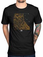 Official Star Wars Chewbacca T-Shirt Han Solo Lucasfilm Millenium Falcon Chewie