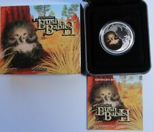 2013 Australia 50 cents AUSTRALIAN BUSH BABIES II ECHIDNA 1/2oz .999 silver