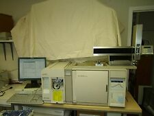 THERMO/FISONS MD800 GC MS SYSTEM  WITH XCALIBUR SOFTWARE Mass Spectrometer