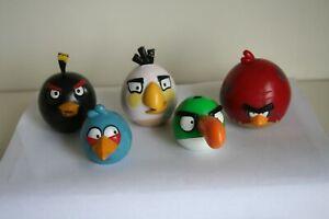 Angry Birds hard plastic figure