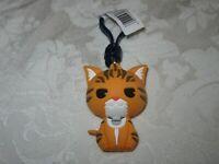Loose Monogram Captain Marvel Collectors Goose the Cat Bag Clip Key Ring