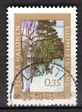 Finland - 1965 Pekka Halonen  - Mi. 607 VFU