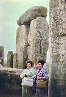 Stonehenge Salisbury 35mm Picture Slides 1970's Lot Photographs