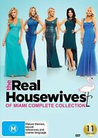 THE REAL HOUSEWIVES OF MIAMI - COMPLETE COLLECTION [NTSC REGION 0] (11DVD)