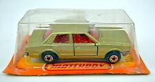Matchbox SF Nr. 55D Ford Cortina grünmetallic in französischer Box