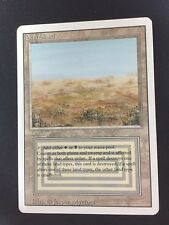 MTG Scrubland Revised Edition (Mint Condition)
