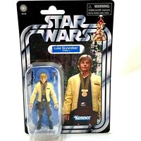 Kenner Star Wars Luke Skywalker Yavin Action Figure Vintage Collection 2019