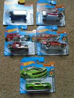 Hot Wheels 1:64 Vehicles-HW Dream Garage 2020 Series - Vehicle Choice-New Boxed