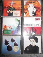 OFERTA 6 CD:Bryan Adams, The Doors, Alanis Morissette, Texas