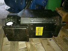 FANUC AC SPINDLE MOTOR MODEL 8 A06B 1008 8100 USED REMOVED FROM WORKING MACHINE