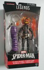 Marvel Legends Jack O'Lantern Spider Man Absorbing Man BAF New In Box