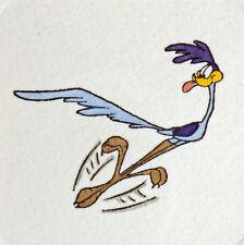 Roadrunner 4, Hand Tinted Ltd Ed Art Etching Looney Tunes 1999 Warner Bros OBO