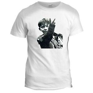 Kes Inspired Billy Casper Movie Film Cool Retro Classic Mens Film 2 T Shirt