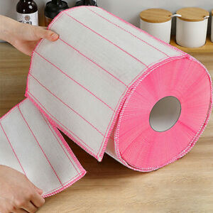 8 Layers Microfiber Kitchen Cleaning Cloth Thicken Absorbent Scouring Dish Towli
