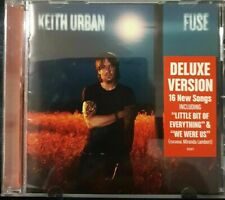 KEITH URBAN - FUSE DELUXE EDITION CD SET - VERY GOOD CONDITION