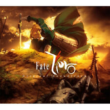 YUKI KAJIURA - FATE/ZERO ORIGINAL SOUNDTRACK 3CD BRAND NEW SEALED