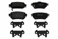 Genuine TRW Rear Brake Pad Set for Nissan Qashqai 1.5 dCi (12/13-04/19)
