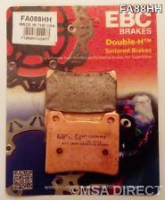 Yamaha YZF1000 Thunderace (1996 to 2002) EBC Sintered REAR Brake Pads (FA88HH)