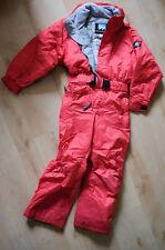 Combinaison Ski rouge Quechua - Taille 8 ans
