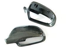 Skoda Octavia 2 1Z Superb 2 3T Carbon Spiegel Cover Spiegelkappen Mirror Housing