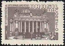 Brazil - 1958 - 47th. Inter-Parliamentary Conference - Mnh Stamp -Scott #875