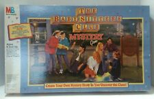 The Baby Sitters Club Mystery Game by Milton Bradley 1989