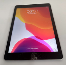 "Apple iPad (5th Gen) 9.7"" - 128GB - Wi-Fi - Space Grey - Our Ref: TRG94759"
