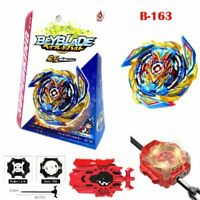 Beyblade Burst Super King B-163 Booster Brave Valkyrie with Spark Ruler Launcher