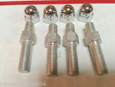 Harley Panhead 49-59 Riser Stud & Acorn Nut Kit 49-59 FL FLH 56167-49 Servicar