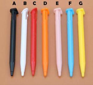 1PCs Plastic Stylus Pen for Nintendo 2DS XL/LL Game Console New Random Color