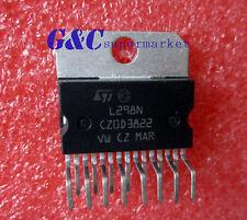 IC L298 L298N ST ZIP-15 IC DRIVER FULL DUAL 15MULTIWATT GOOD QUANLITY Z1