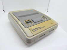 Official Nintendo Super Famicom Console Only SFC SNES Tested! NTSC-J Japan z9001